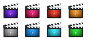 formaty video